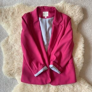 Urban Outfitters Pink Blazer